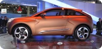 Как Вы считаете, что за автомобиль изображен на фото?