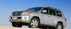 Land Cruiser 200 в пустыне Казахстане. Тест драйв