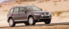 Volkswagen Touareg — рыцарь пустыни