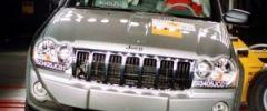 Неожиданное событие в мире автомобилей — Jeep Grand Cherokee не справился с тестом!