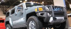 Коротко о Hummer H3