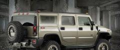 Hummer H2 небольшой очерк о технических характеристиках