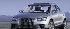 Audi Q3 – компактный городской кроссовер