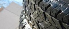 Грязевые шины для внедорожника