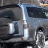 Тест-драйв Mitsubishi Pajero (видео)