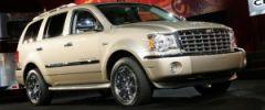 Описание автомобиля Chrysler Aspen