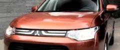 Тест-драйв Mitsubishi Outlander 2012 (видео)