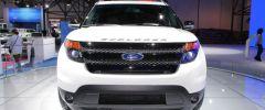 Новый Ford Explorer 2015