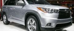 Toyota Highlander 2015 — обновление кроссовера