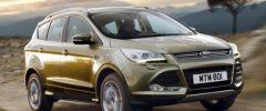 Обновленный Ford Kuga 2015