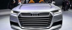 Новый Audi Q7 2015