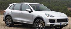 Porsche Cayenne 2015 — рестайлинг люксового кроссовера