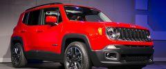Малютка Jeep Renegade
