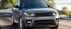 Обновленные Range Rover и Range Rover Sport