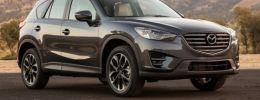 Обновленная Mazda CX-5 2015