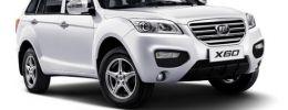 Китайский внедорожник Lifan X60