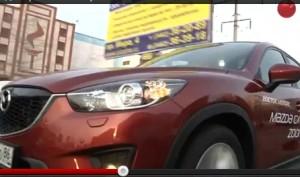 Видеообзор Mazda CX 5