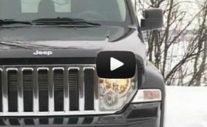 Jeep Cherokee c новым дизелем видеообзор