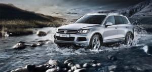 Обзор Volkswagen Touareg