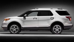 Ford Explorer 2011 года: долгожданная новинка