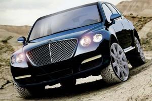 Новый класс внедорожников представит Bentley