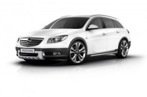 Opel Insignia Sports Tourer Cross Tour
