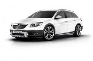 Opel Insignia Sports Tourer Cross Tour