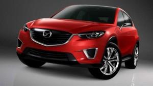 Новейший спортивный кроссовер Mazda CX-