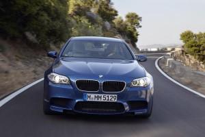 BMW M5 2012 года