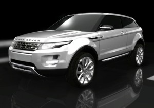 Новый Rang Rover Sport