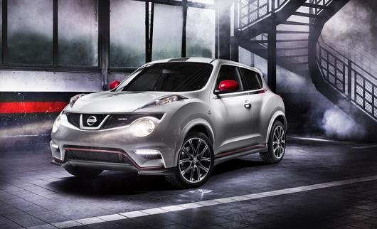 2013 Nissan Juke Nismo дебютировал в Ле-Мане