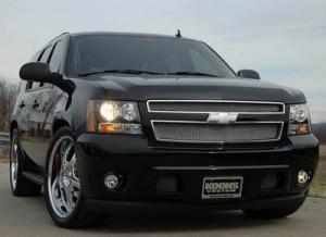 Третье поколение Chevrolet Tahoe