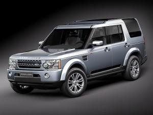 История выпуска внедорожника Land Rover Discovery