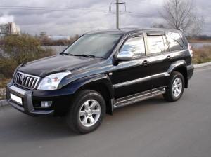 Land Cruiser Prado - стоимость, технические характеристики. Цена Land Cruiser Prado.