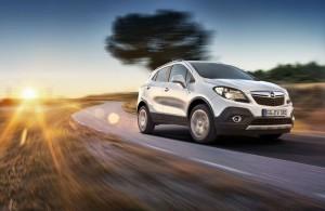Opel Mokka - описание, стоимость, технические характеристики