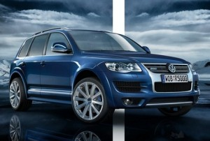 Volkswagen Touareg - описание, характеристики, цены, фото