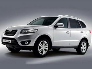 Европейский Hyundai Santa Fe фото