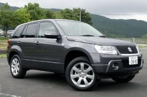 Suzuki Grand Vitara обзор, цены, технические характеристики