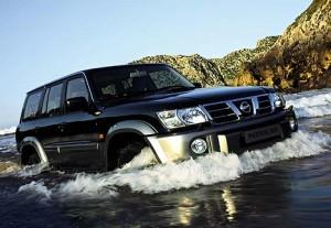 Nissan Patrol - тест-драйв, описание, цена, технические характеристики