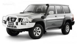 Nissan Patrol - цена в России