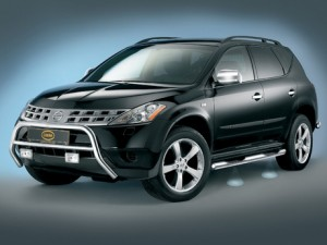 Nissan Murano - фото, технические характеристики, цена