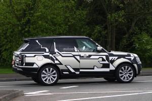 Новые Range Rover 2013 и Range Rover Sport 2013 фото