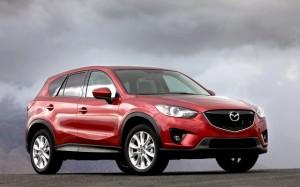 Новый кроссовер Mazda CX-5