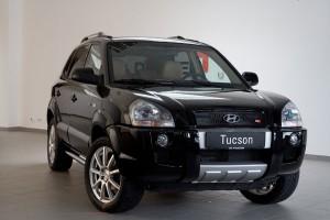Тест-драйв для Hyundai Tucson