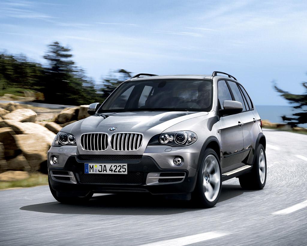 BMW X5 фото