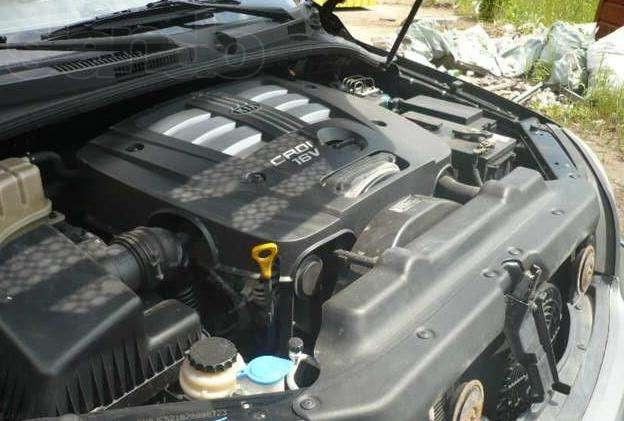KIA Sorento 2 двигатель