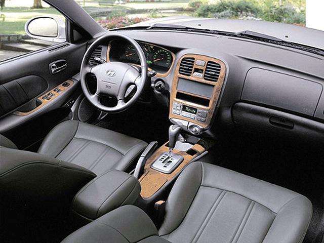 Салон Hyundai Santa Fe Classic