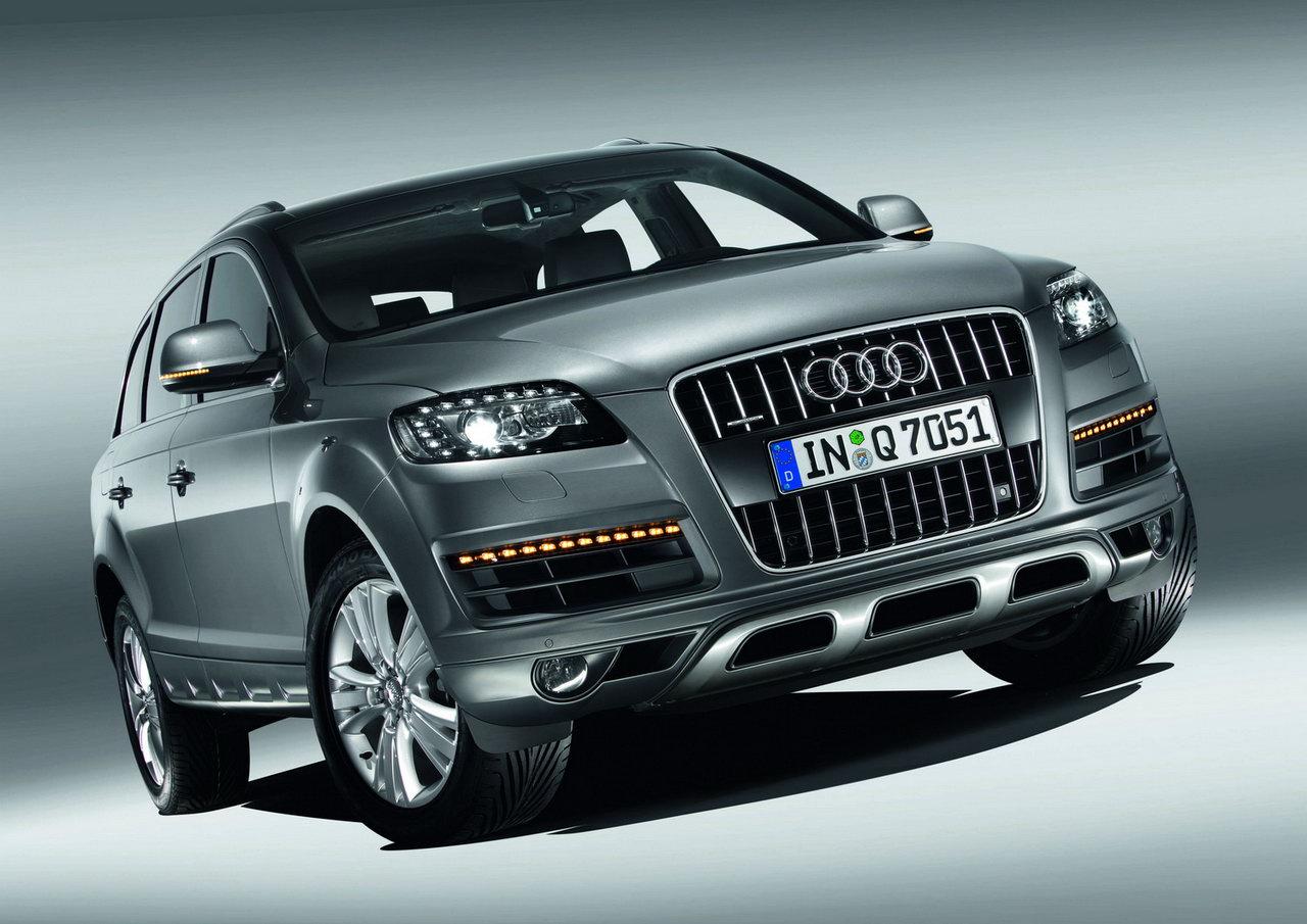 Audi Q7 король в своем классе