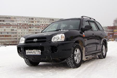 Hyundai Santa Fe неплохо проявил себя в российских реалиях