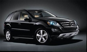 Новый Mercedes-Benz ML350
